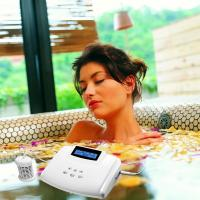 Quality Hydrogen Spa Water Electrolysis Machine For High Blood Pressure Treatment wholesale