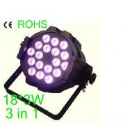 Quality Super Bright Outdoor 60W 50 - 60HZ 100000 hours OEM Led Stage Lights  wholesale