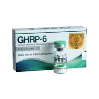 China Ghrp 6 HGH Human Growth Hormone 99% Purity Peptide Acetate For Bodybuilding on sale