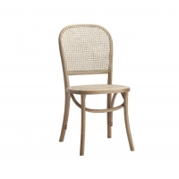 Quality SGS Certificate Length 46cm Rattan Garden Chairs , Bistro Wicker Chair wholesale