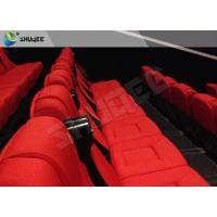 Quality 3D Cinema System 3D Stereo Movie Real Leather Motion Chair wholesale