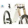 Quality Full Suspension Steel Electric Enduro Bike Frame 350w-5000w CCC for sale