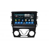 Cheap Mirror Link Double Din Stereo With Navigation , Touch Screen Navigation Mondeo 2013- for sale