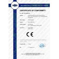 Guangzhou Bouncia Inflatables Factory Certifications