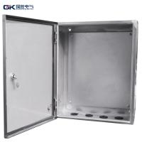 China Nema 4x 316 Stainless Steel Enclosures Feel Excellent One Key Open Convenient Function on sale
