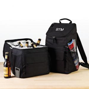 Quality Black Backpack Cooler Bag wholesale