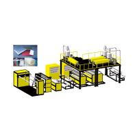 Buy cheap Vinot DYF-2500 DYF Series High Speed Compound Air Bubble Film Machine For Width from wholesalers