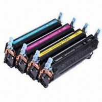 China CRG-117/317/717 BK/C/M/Y Toner Cartridges for HP 1600/2600n/2605dn/2605dtn/CM1015/1017, Canon 5000 on sale