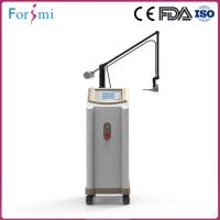 Quality Acne Treatment Skin Rejuvenation Fractional co2 Laser machine 30W RF Pipe wholesale