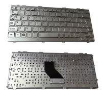 China Laptop keyboard US layout  For Toshiba Mini NB200 NB205 US Keyboard Silver on sale