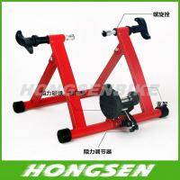 Quality HS-Q02A wholesale wire control fitness bike home trainers wholesale