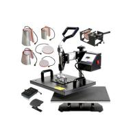 China JW-8IN1 multi-function sublimation heat press machine on sale