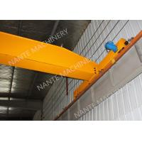 Quality 2 T Single Girder Overhead Cranes For Factories / Material Stocks / Workshop Span 11m Lifting height 6m wholesale