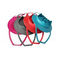 Quality collapsible  silicone steamer ,silicone  collapsible steamers wholesale