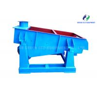 China YZK Sand Circular Vibrating Screen Machine  0~50mm Mesh Size Easy To Use on sale