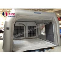 Quality Automotive Inflatable Spray Paint Booth Filter With 2 Years Shelf Life wholesale