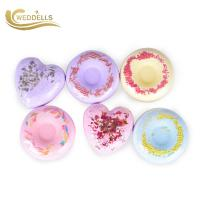 Quality Rich Bubble Relaxing Heart Custom Bath Bombs One Year Shelf Life Custom Color wholesale