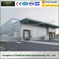 China Polyurethane Fireproof Walk In Freezer And Refrigeration Unit For Fresh Fruit And Vegetable on sale