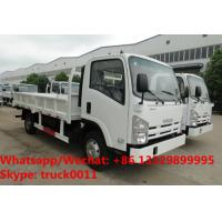 Quality 2019s ISUZU Brand new 600P 120hp diesel single row 2-3tons dump tipper truck for Philippines, Factory ISUZU tipper truck wholesale
