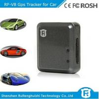 Quality GOOGLE maps online gps gprs car tracking system sim card gps with free softwarre V8 wholesale