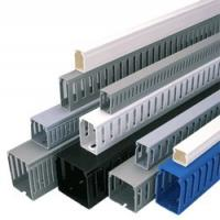 Quality Convenient high Hardness corrosion resistance PVC Cable tray / duct for floor trunking wholesale