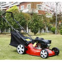 Quality Eco Friendly 4 In 1 Gas Line Lawn Mower 20 Inch For Courtyards / Streets / Parks wholesale