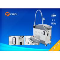 Quality Permanent Fast ND YAG Laser Hair Removal Machine With Cooling System wholesale