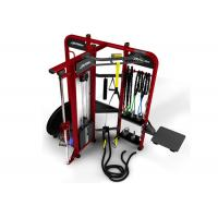 Quality Professional 360 Gym Equipment , Weight Lifting Machine With Accessories Attachment wholesale