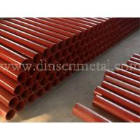 China EN877 grey Cast iron pipes on sale
