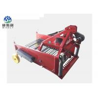 Quality Compact Sweet Potato Harvesting Machine 700-1300mm Working Width Quick Running wholesale