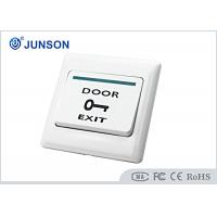 Quality Plastic Electric Door Exit Button Room Access Control Emergency Push wholesale