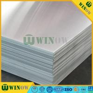 Cheap 5083 H321 Marine Grade Aluminum Sheet , Aluminium Plain Sheet For Construction for sale