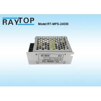 Quality 24V DC Output Metal Cased Switching Mode Power Supply 30W for Security CCTV Cameras wholesale