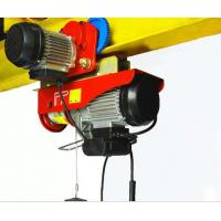 Buy cheap Remote-controlled Doulbe Hook Electric Hoist from wholesalers