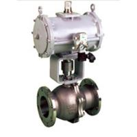 Quality Flanged RF Connection Straight Through Ball Valve 301K Type Fluid Resistance wholesale