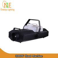 Quality DJ Light Manufacturer DMX512 Remote Control 3000W Fog Machine/Smoke Machine/Haze Machine wholesale