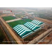 Quality Double PVC Coated Fabric Big Sport Event Tents Size 204x120x3mm wholesale