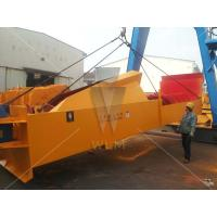 China Mining Screw sand cleaning machine in Power Sand Washer 100t / h on sale