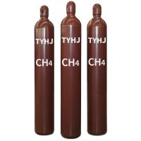 China 200-812-7 Colorless Specialty Gases High Purity Liquid Ch4 Gas Cylinder on sale