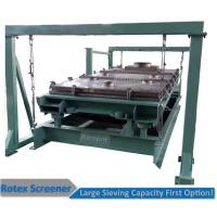 Quality Ceramic sand screening machine rotex type gyratory screen for ceramite wholesale
