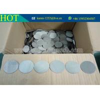 Quality Stainless Steel Woven Wire Mesh Filter Packs,Plastic Extruder Filter Screen Disc wholesale