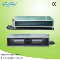 Quality Concealed Type / Suspended Ceiling Horizontal Fan Coil Unit With Water Chiller wholesale