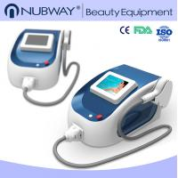 Quality high performance 808 nm diode laser permanent hair removal machinery with discount wholesale