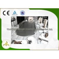 Quality Safe High Efficiency Indoor Flat Top Grill Electric Teppanyaki Table OEM wholesale