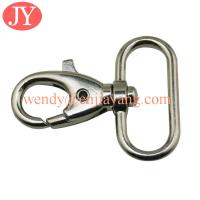 China High quality bag clasps lobster swivel snap trigger clips metal snap hook for bags on sale