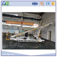 Quality Diesel Engine Conveyor Belt Vehicle , Aircraft Belt Loaders GB - 3 / GB - 4 Standard wholesale
