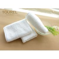 Quality Soft Comfortable Cotton Hotel Face Towel Anti Bacteria Plain Standard Textile Towels wholesale
