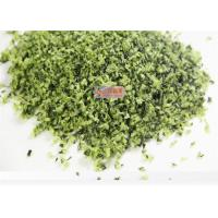 Quality Leek FD Vegetables Freeze Dried Cucumber HACCP Certified For Fast Food wholesale