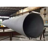 Quality ISO 304H Welded Stainless Steel Tube / ERW Pipe Surface Annealed & Pickled wholesale