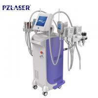 China Super Cellulite Multifunction Beauty Machine Skin Lifting Vacuum Cavitation System on sale